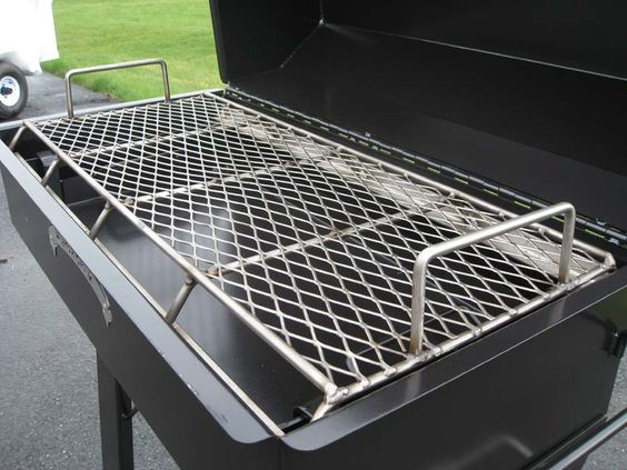 http://www.bpsteel.com.my/ stainless steel grill grates. Porcelain coated steel grate- One of
