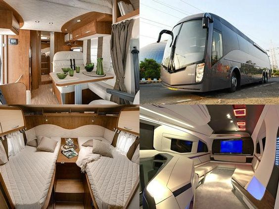 Customised luxury mobile homes politicians 39 new - Mobil home economicos ...
