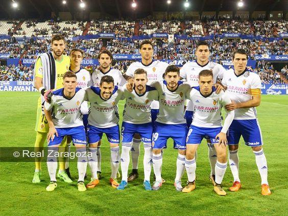 Real Zaragoza 0-2 Valencia 1/6 Copa del rey ida 2017/18
