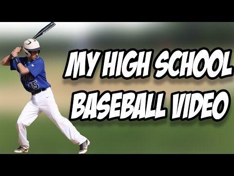 My High School Baseball Highlights Recruiting Tape Reaction Https Besthighlights Club My High School Base High School Baseball Baseball Highlights Baseball