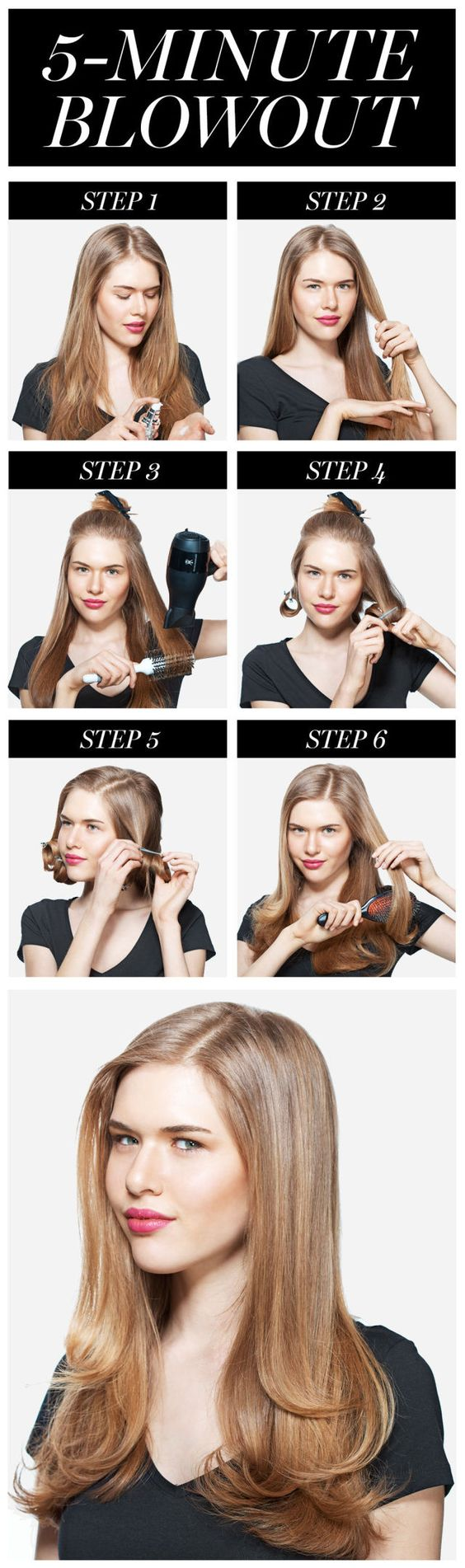 How to silky the perfect blowout forecast to wear for everyday in 2019