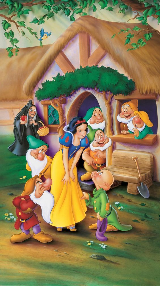 Ideas Ideasdesdecasa España Fondo De Pantalla De Blancanieves Carteles De Disney Blancanieves