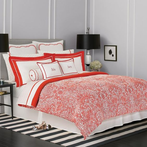Kate Spade Bedding Love Master Bedroom Ideas
