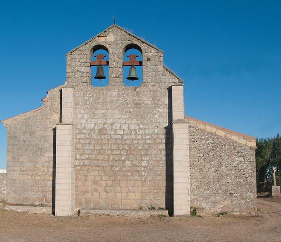 #IglesiadelaNatividaddeNuestraSeñora en #Mogátar. #RománicodeZamora. http://bit.ly/1Rs0mbW