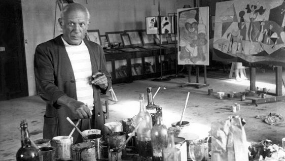 Picasso, record Guinness