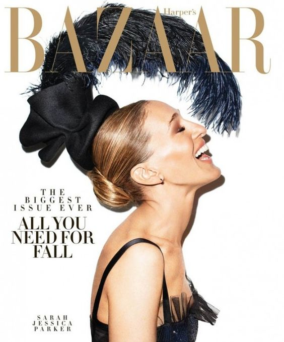 Harpers Bazaar US September 2013