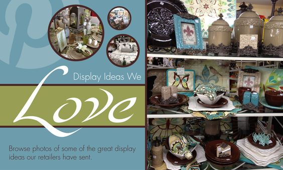 Displays We Love!