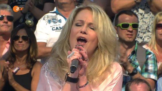 Nicole - Traumfänger (ZDF Fernsehgarten 11.09.2016)