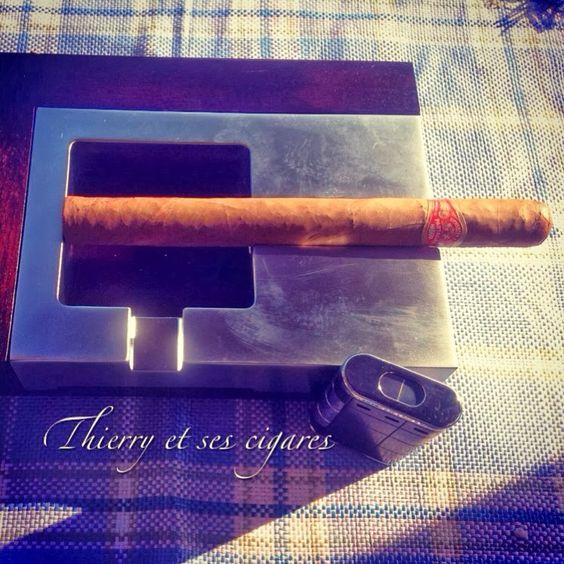 "Thierry et ses cigares: Partagàs ""Lusitanias"""