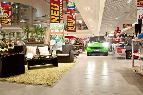 Das Einkaufserlebnis der neuen Art in einem Möbelhaus der Extraklasse  Ihr Wohnzentrum Zurbrüggen in Herne