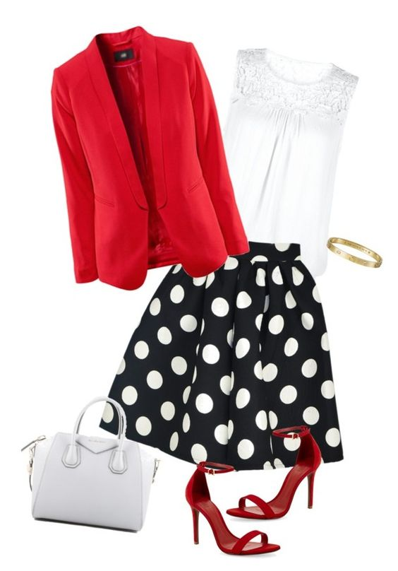 Untitled #591 by rosie-ab1974 on Polyvore featuring polyvore fashion style Brave Soul Schutz Givenchy Cartier clothing