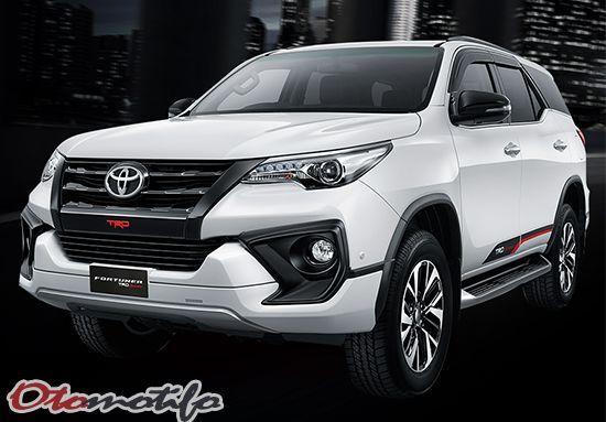 Harga Mobil Fortuner 2021 Tipe Vrz Srz Trd Sportivo Otomotifo Mobil Mobil Modifikasi Toyota