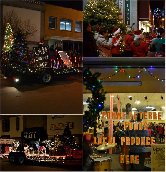 Parade of Lights 2013 #Community