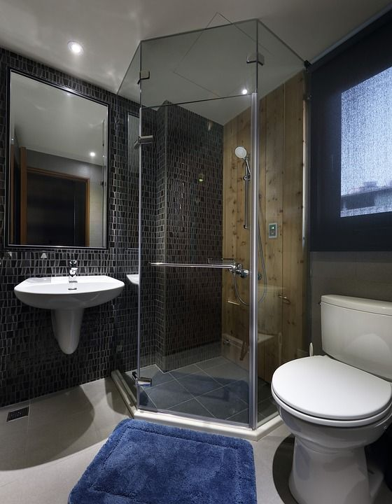 Will Adding A Bathroom To A House Increase Its Worth And Resale Value Shower Doors Glass Shower Doors Bathroom Renovation Cost