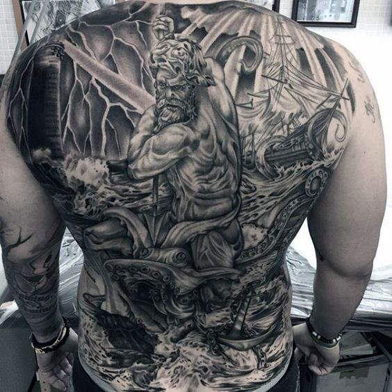 100 Black And Grey Tattoos For Men: