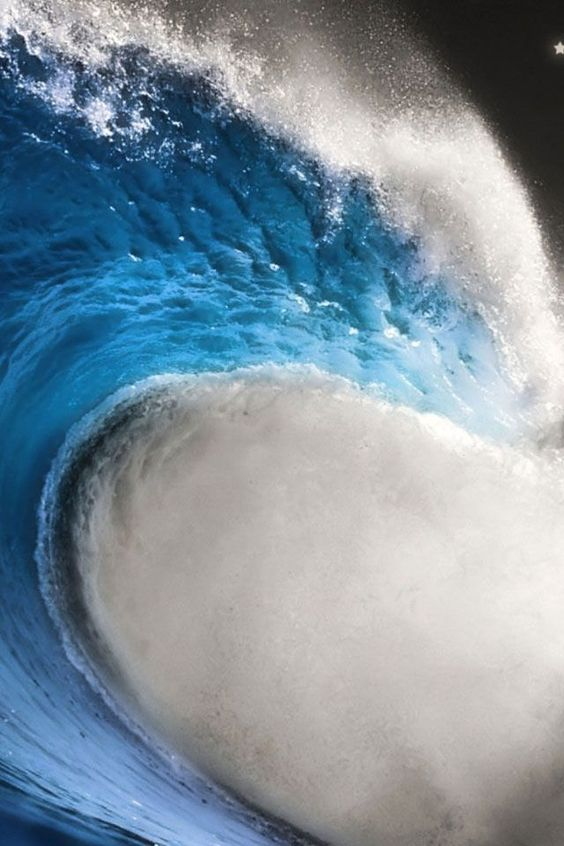 Cool Ocean Wave #nature #vacation #travel Re-pinned by www.avacationrental4me.com: