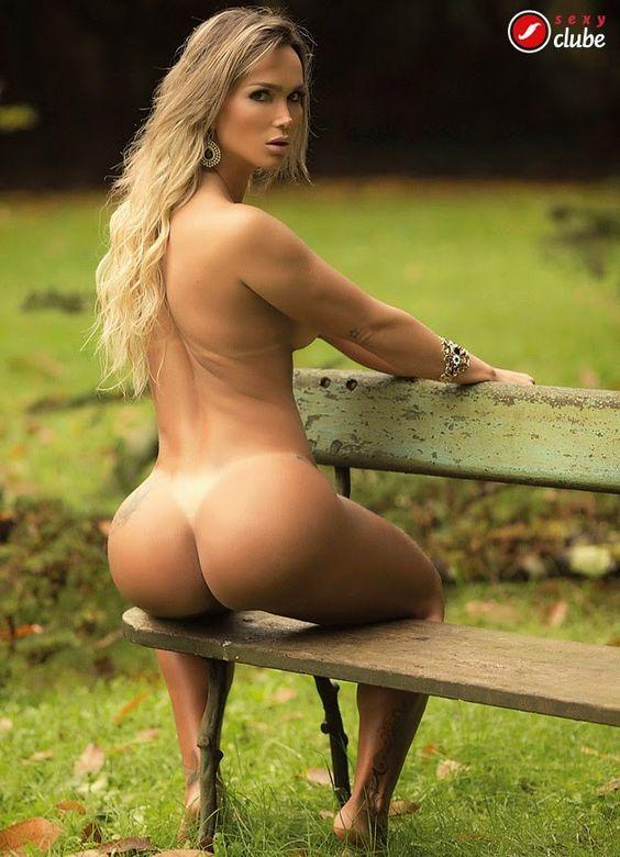 Eliana Amaral pelada na Sexy