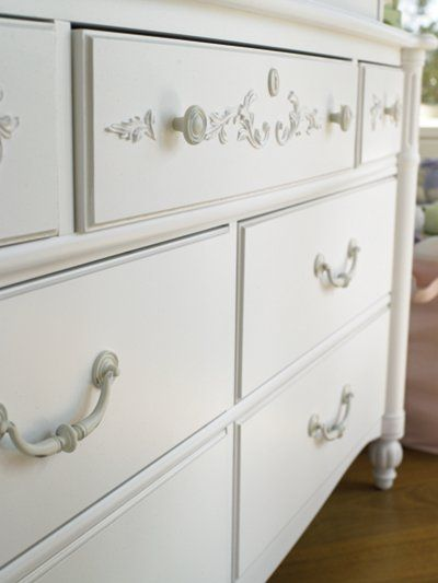 Young America Isabella Double Dresser For The Kids