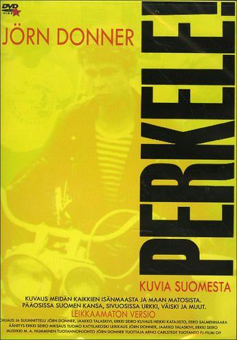 Perkele! Bilder från Finland (DVD-film)