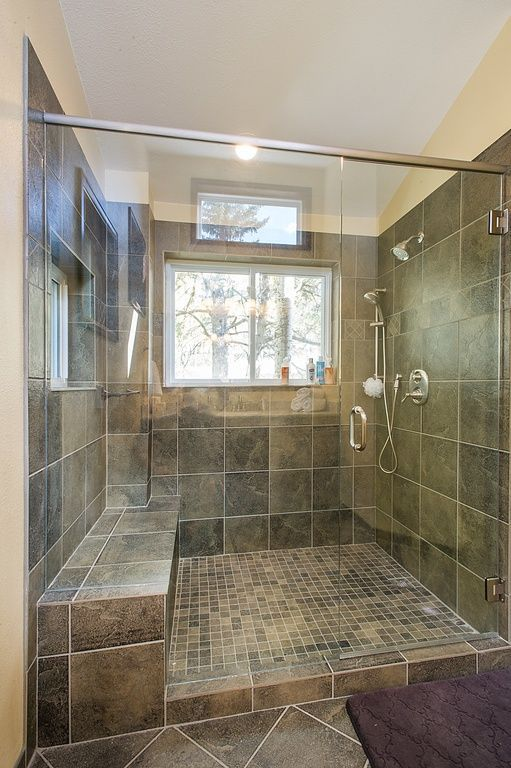 Bathroom Shower With Window Window In Shower Bathroom Remodel Cost Master Bathroom Design
