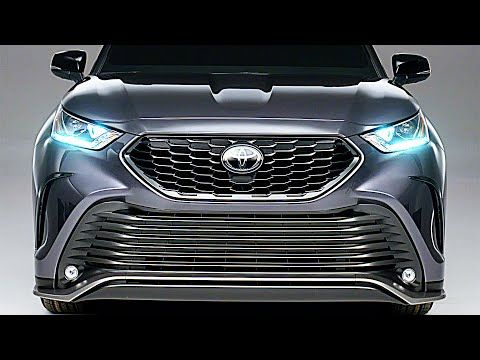 Video 2021 Toyota Highlander Xse Agressive Suv Interior And Exterior Design Toyota Highlander Suv Newcar Video In 2020 With Images Toyota Highlander Suv Toyota