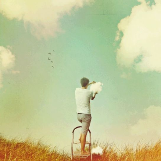 Make your own sky..