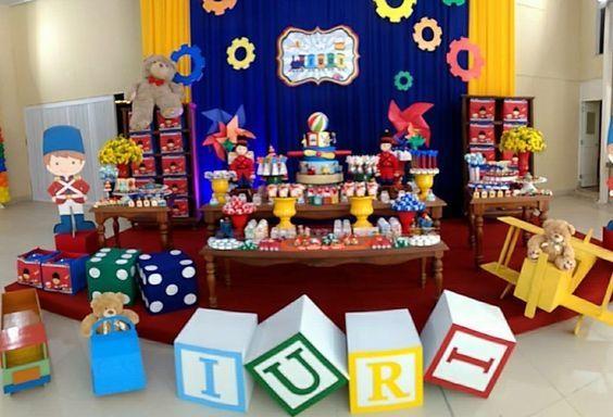 Fiestas Infantiles De Moda Temas Para Fiestas Infantiles De Nino Personajes Para Fiestas Infantiles Para Ninos Tema Birthday Decorations Kids Party Birthday