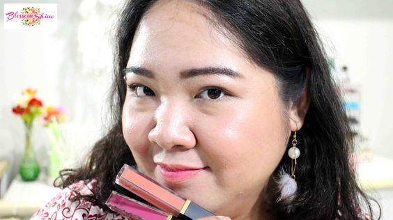 Purbasari Hi-Matte Lip Cream I Ombre Lips I Shade 1&4