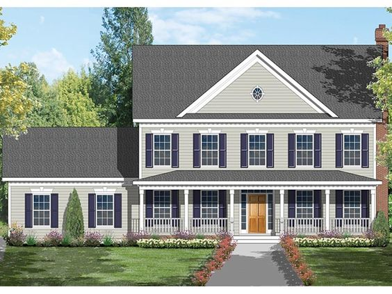 eplans farmhouse house plan classic farmhouse style 3349 square feet and 4 bedrooms from
