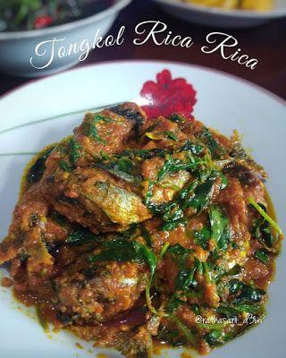 Resep Tongkol Rica Rica Kemangi Bikin Khilaf Sama Nasi Resep Spesial Di 2020 Resep Ikan Resep Masakan Asia
