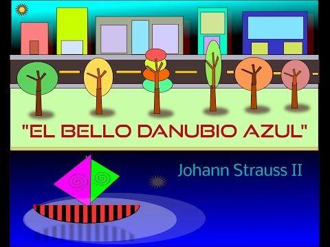 Musicograma El Danubio Azul Youtube Musica Para Niños Actividades Musicales El Danubio Azul