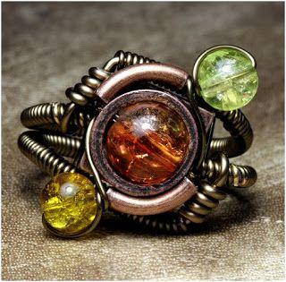 steampunk jewelry tutorial - Google Search