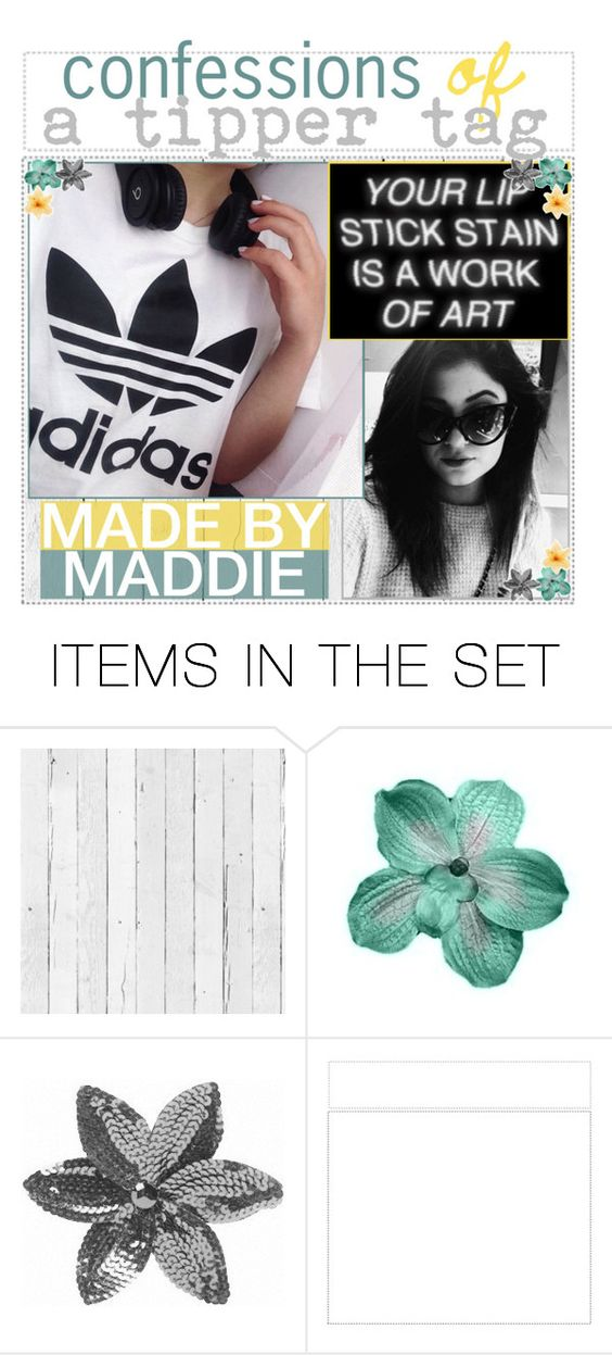 """confessions of a tipper tag"" by aloha-tip-girls ❤ liked on Polyvore featuring art and maddiemaddstips"