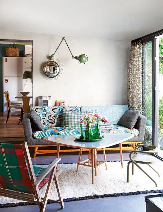 Una casa made in France - ELLE.ES