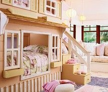 cottage beds for little girls