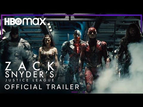 Zack Snyder S Justice League Gets Close To Realizing A Director S Grand Vision In 2021 Justice League Trailer Justice League Official Trailer
