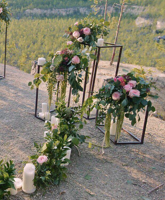 Выездная церемония  www.barbaris-wedding.com