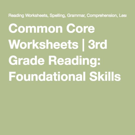 Printables Ela Common Core Worksheets common core worksheets 3rd grade reading foundational skills free printable ela standards for language use activities in class or home click to learn more