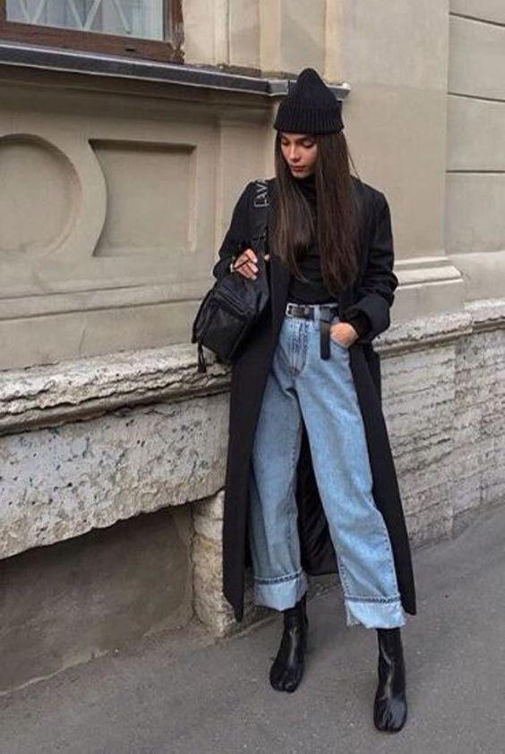 30 Looks De Inspiración Necesaria Que Te Harán Querer Un Jean Al Mejor Estilo Vintage – The Fashion Mood