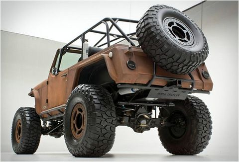 Motor:  Rusted Crawler Terra | mypinkadvisor.com