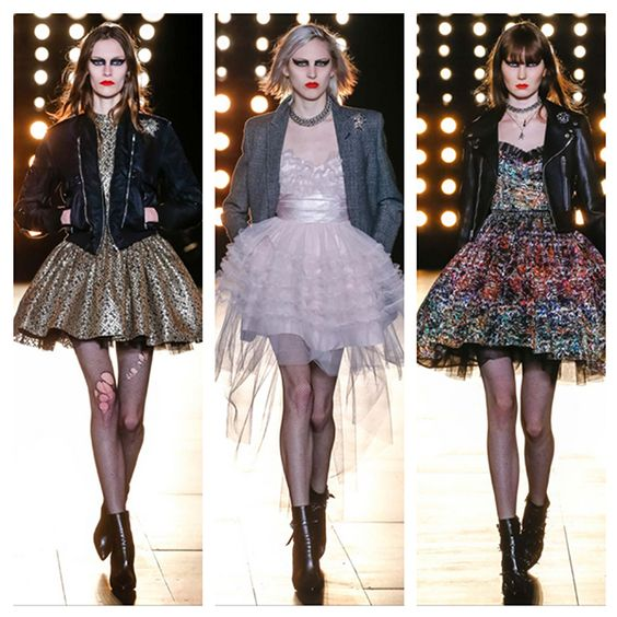 I posted on my Blog BrasilianaBabe the trend Fashion: Autumn Winter Collection 2015 - Paris! Check it out!