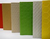 handmade embossed greeting cards with envelopes (from Australia)
