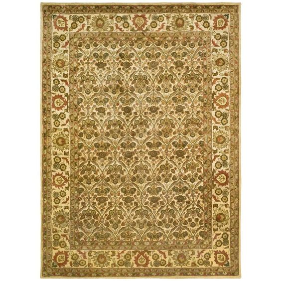 Antiquity Gold 8 ft. 3 in. x 11 ft. Area Rug