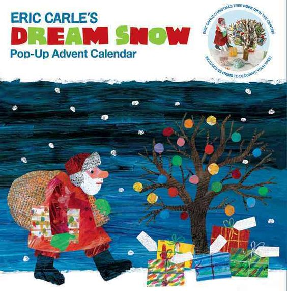 Count down the days until Christmas with this wonderful pop-up advent calendar…