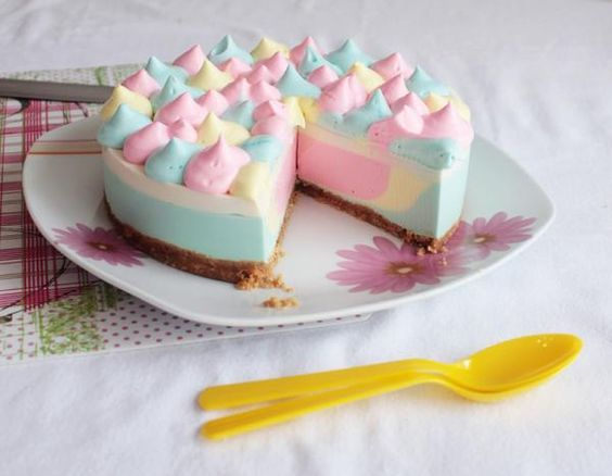 Cheesecakes sin horno