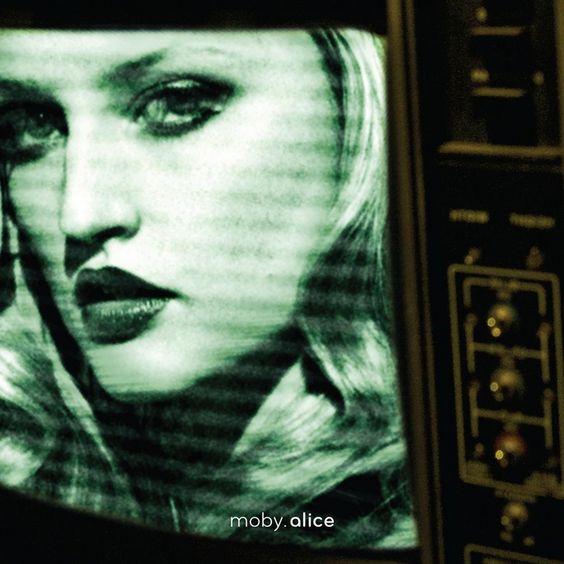 Moby, Aynzli Jones, 419 Squad – Alice (single cover art)