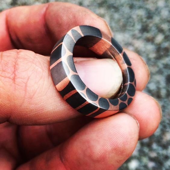 #copper444 #superconductor #ring #handmade