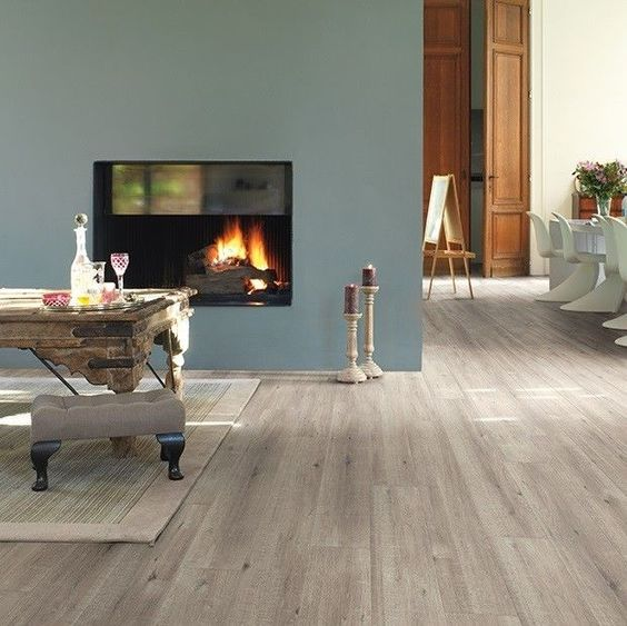QuickStep Impressive Ultra Saw Cut Oak Grey IMU1858 Laminate Flooring Deal 13m2: