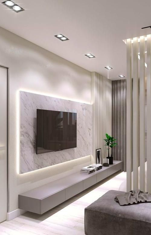 Pin On Interior Tv Room Design Wall Decor Living Room Living Room Design Decor