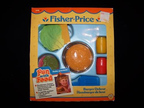 Pin by danielle a on childhood memories pinterest - Cuisine fisher price bilingue ...